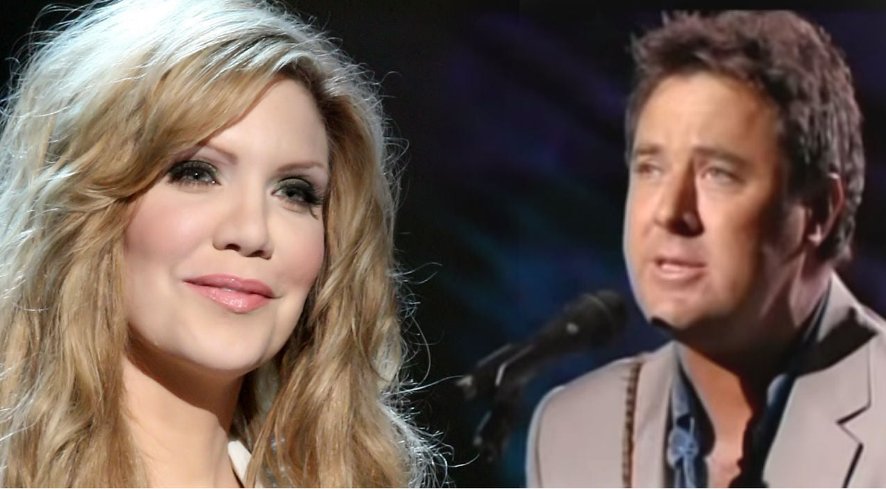 Vince gill Songs | Alison Krauss and Vince Gill - The Lucky One (Live - CMT Cross Country) (VIDEO) | Country Music Videos