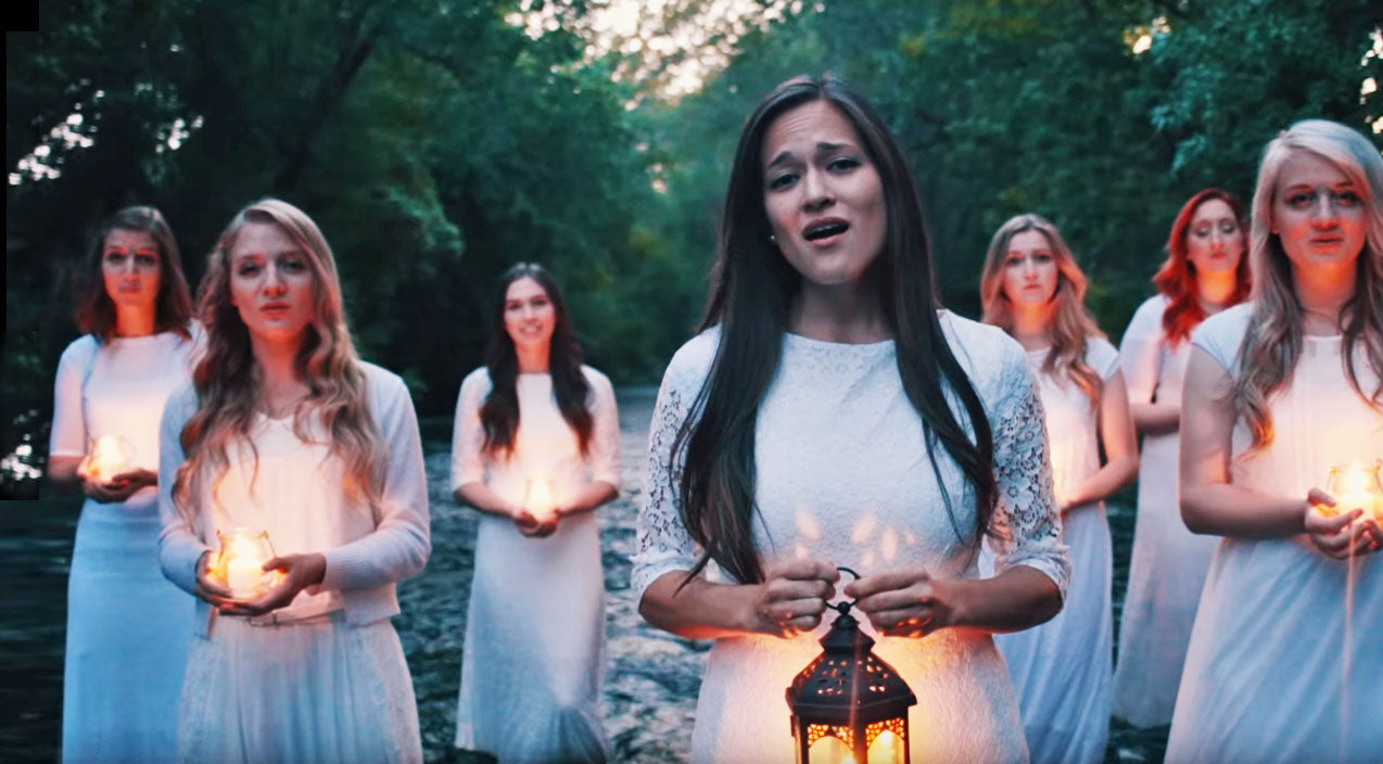 This A Cappella Group Sang 'Amazing Grace' And My Heart Melted! BEAUTIFUL!! | Country Music Videos