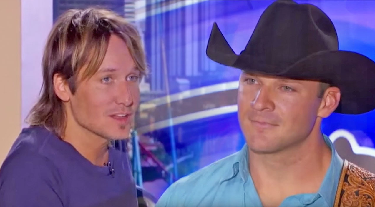 John wayne shulz Songs | Cowboy Named John Wayne Shocks Judges With Garth Brooks' 'The Dance' | Country Music Videos
