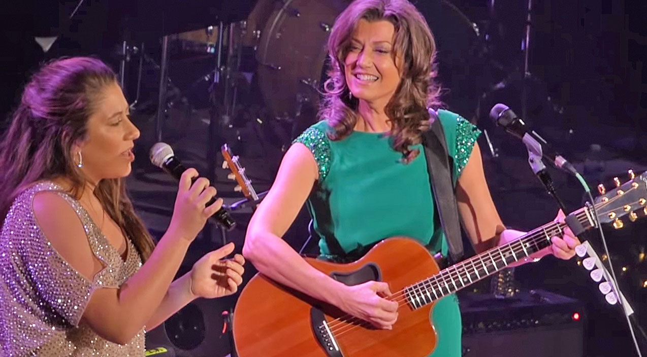 Vince gill Songs | All In The Family: The Best Of Vince Gill & Amy Grant Singing With Daughter, Corrina | Country Music Videos