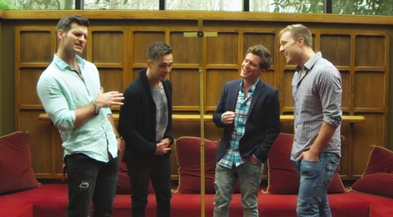 Loretta lynn Songs | Four Guys Mash-Up Classic Hymns And The Result Is Magical [WATCH] | Country Music Videos