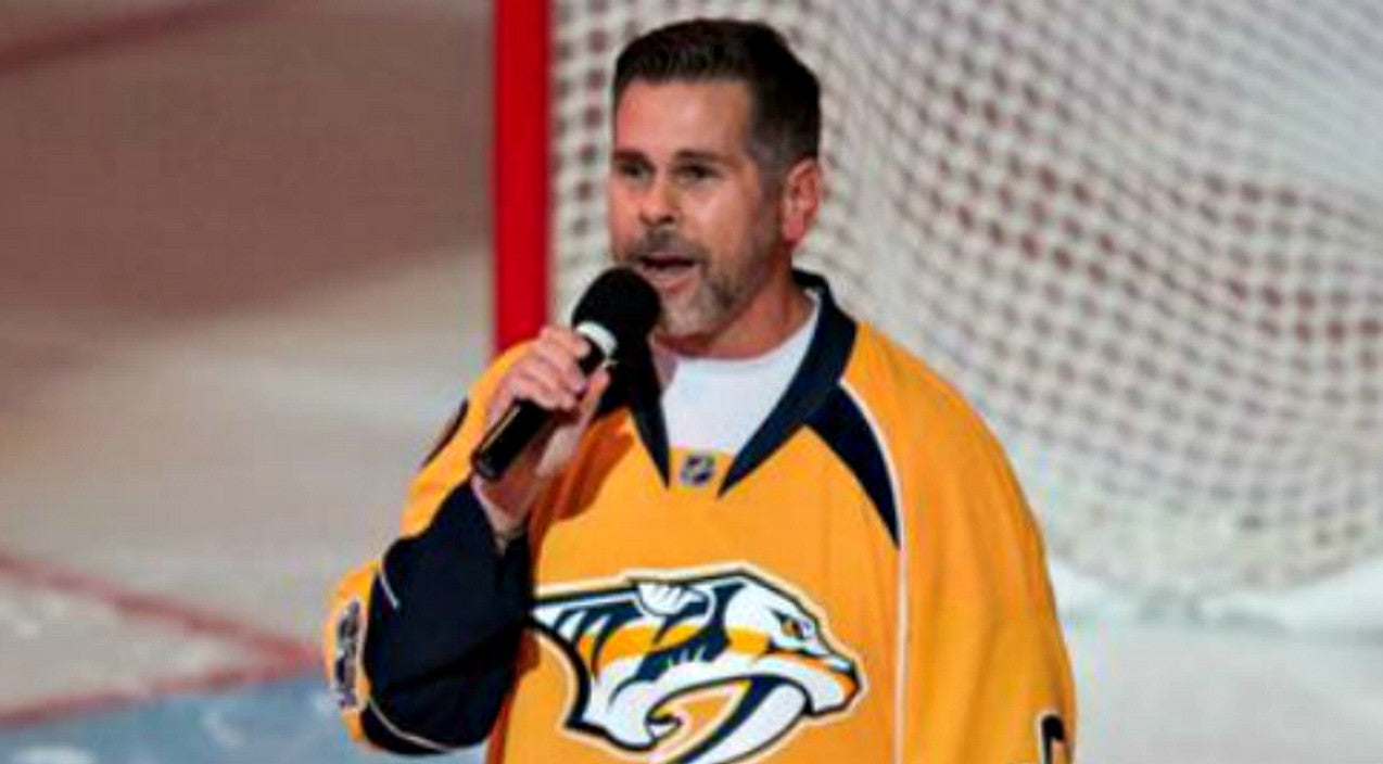 Nashville predators Songs | NHL Anthem Singer No Longer Wants To Be Associated With The Nashville Predators | Country Music Videos