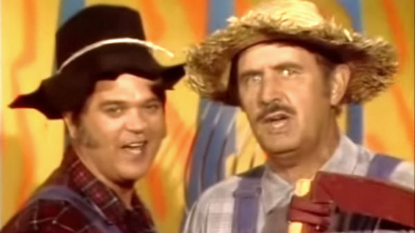 Conway twitty Songs | Archie Campbell & Conway Twitty's 'Pfft You Was Gone' Is Pure Comedic Gold | Country Music Videos