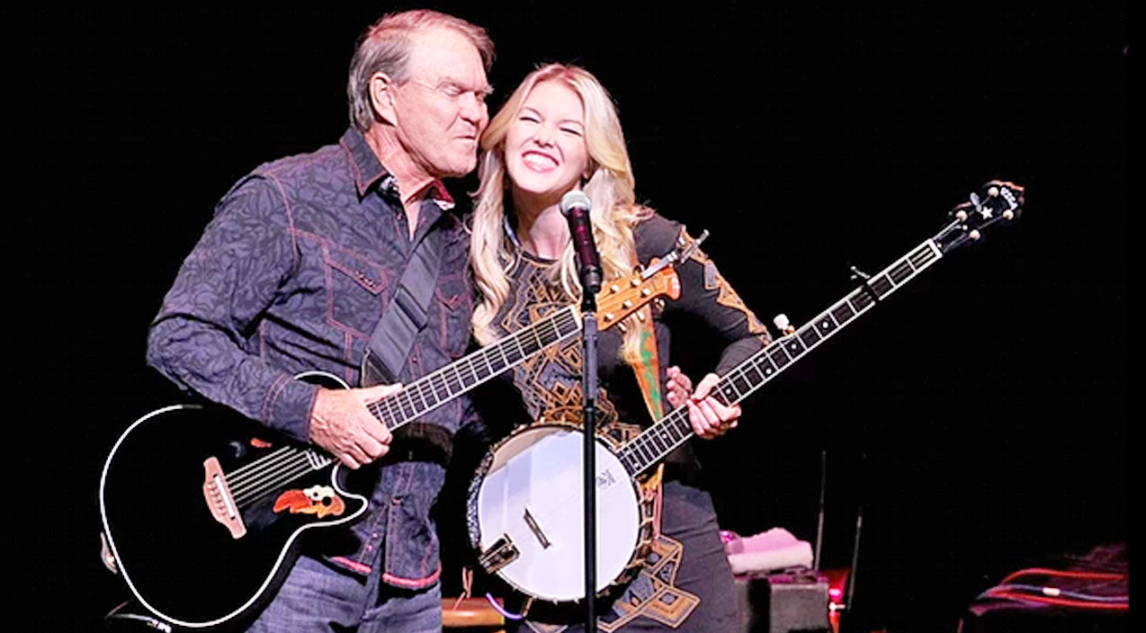 Glen campbell Songs | Ashley Campbell Shares Touching Update On Her Father, Glen Campbell | Country Music Videos