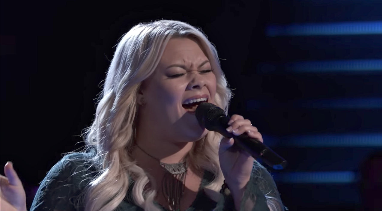 The voice Songs | Soulful Country Singer Drops Jaws With 'You Are My Sunshine' Blind Audition Performance | Country Music Videos