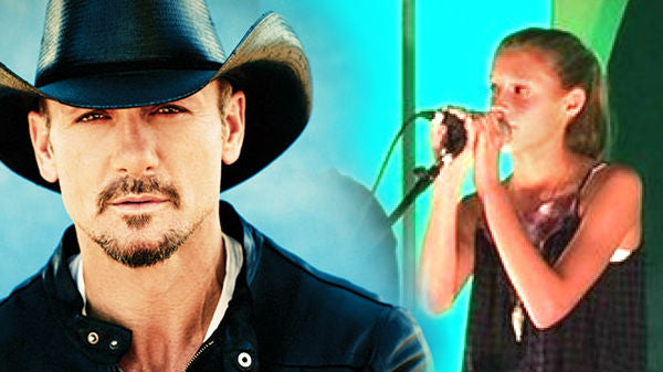 Tim mcgraw Songs | Audrey McGraw Can Sing! Check out Tim McGraw and Faith Hill's Daughter (VIDEO) | Country Music Videos