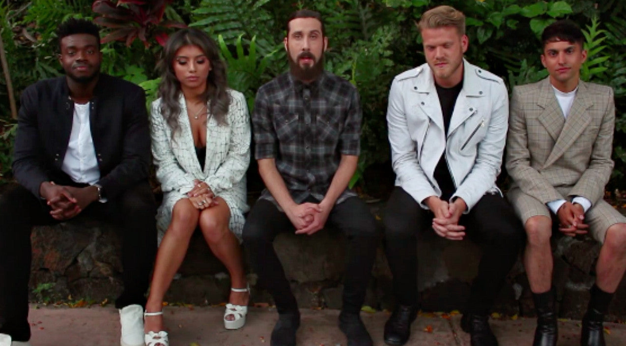 Pentatonix Songs | Beloved Member Of Pentatonix Exits Group In Tearful Goodbye Video | Country Music Videos