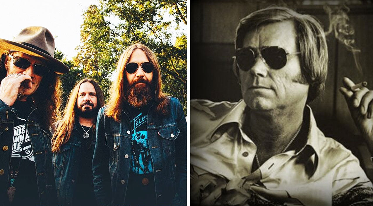 George jones Songs | George Jones & Blackberry Smoke Team Up For Unforgettable Willie Nelson Cover | Country Music Videos