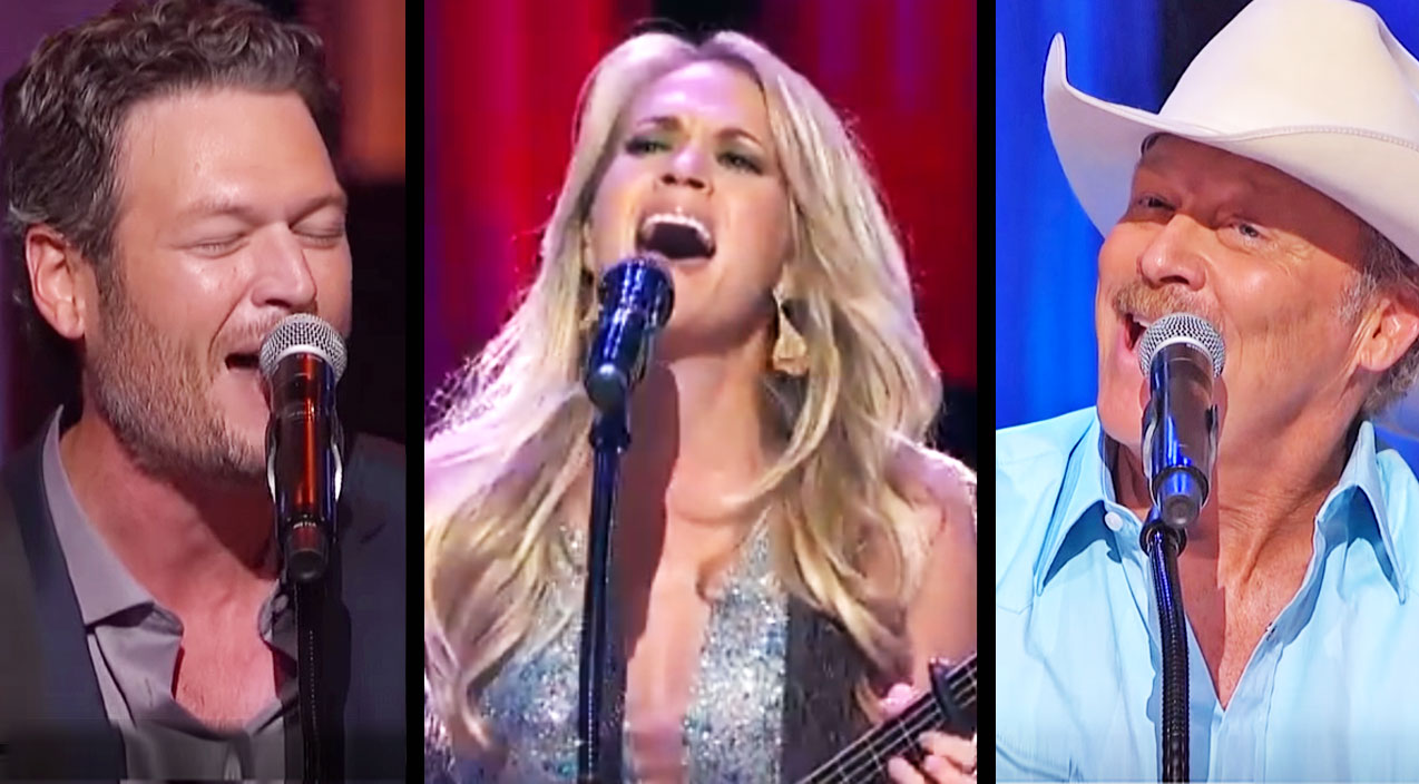 Modern country Songs | The Opry's 12 Best Performances Of 2015 | Country Music Videos