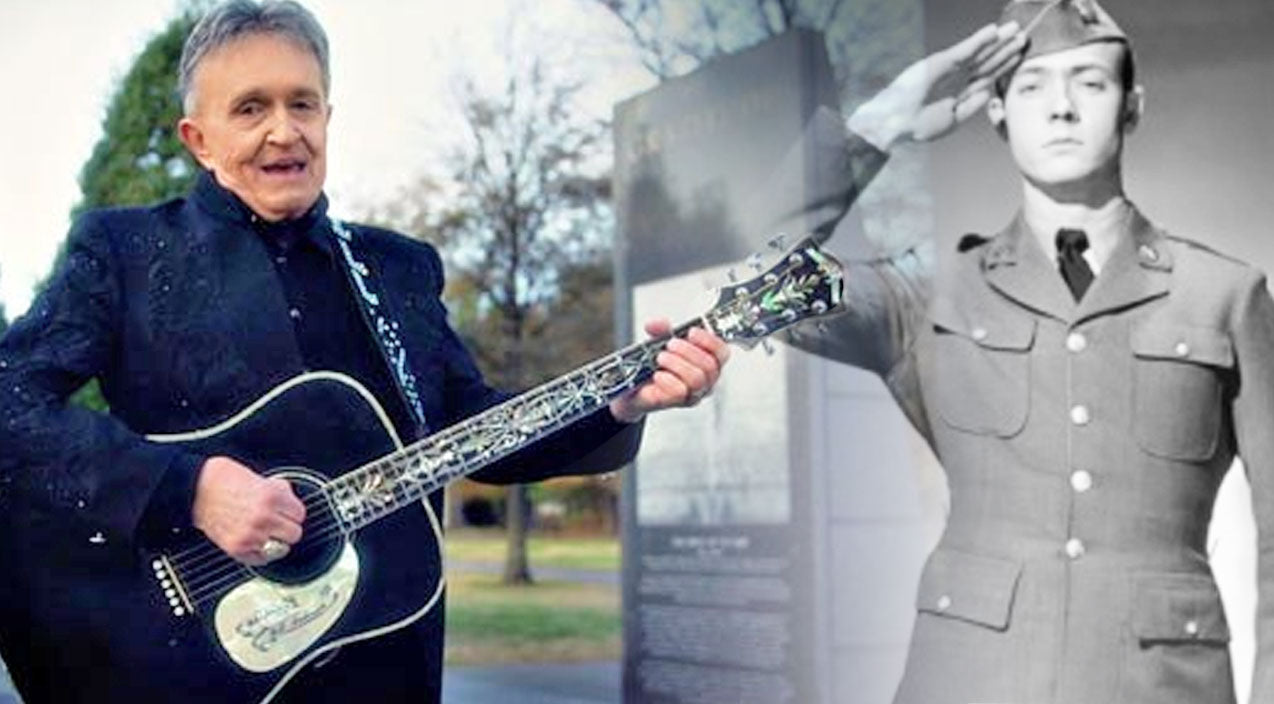 Classic country Songs | Bill Anderson's 'Old Army Hat' Is A Moving Patriotic Tribute You Won't Want To Miss! | Country Music Videos