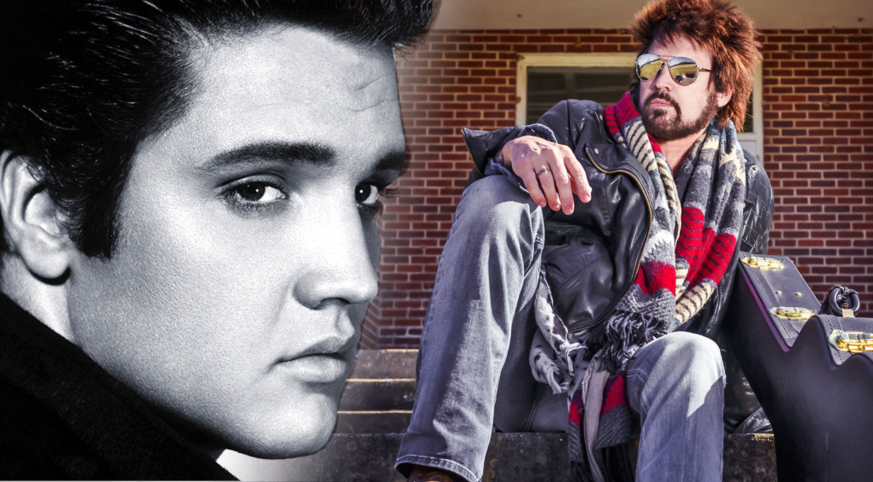 Classic country Songs | Rockin' Elvis Tribute Shows The World Why Billy Ray Cyrus Is 'Still The King' | Country Music Videos