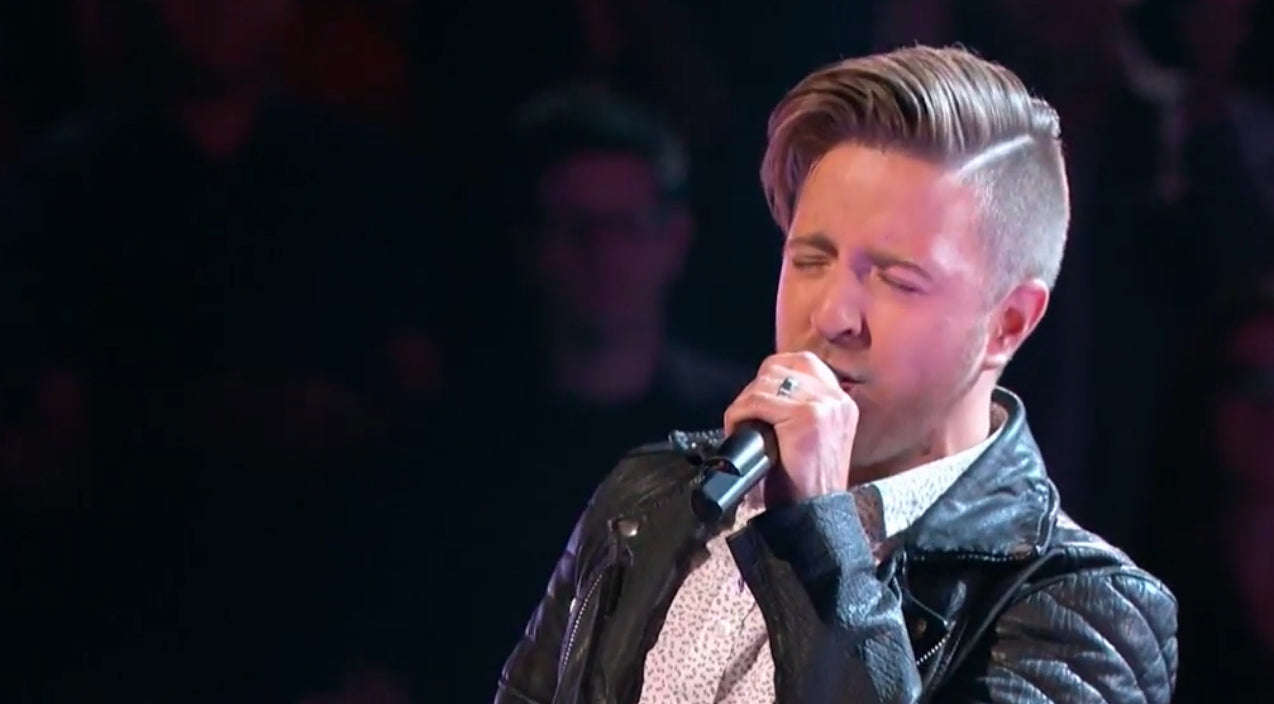 The voice Songs | Billy Gilman Wins 'Voice' Battle With Powerful Performance Of