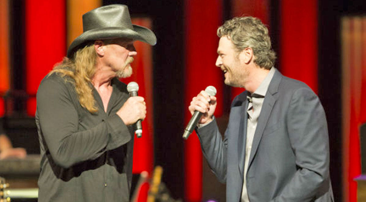 Blake shelton Songs | Blake And His Mentor Return To The Opry For Fifth Anniversary Celebration | Country Music Videos