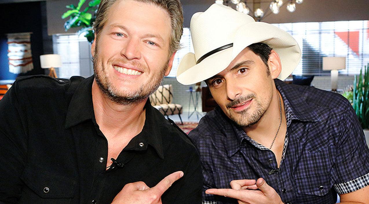 The voice Songs   Brad Paisley's Opinion Of Blake Shelton's New Relationship Will SHOCK YOU!   Country Music Videos