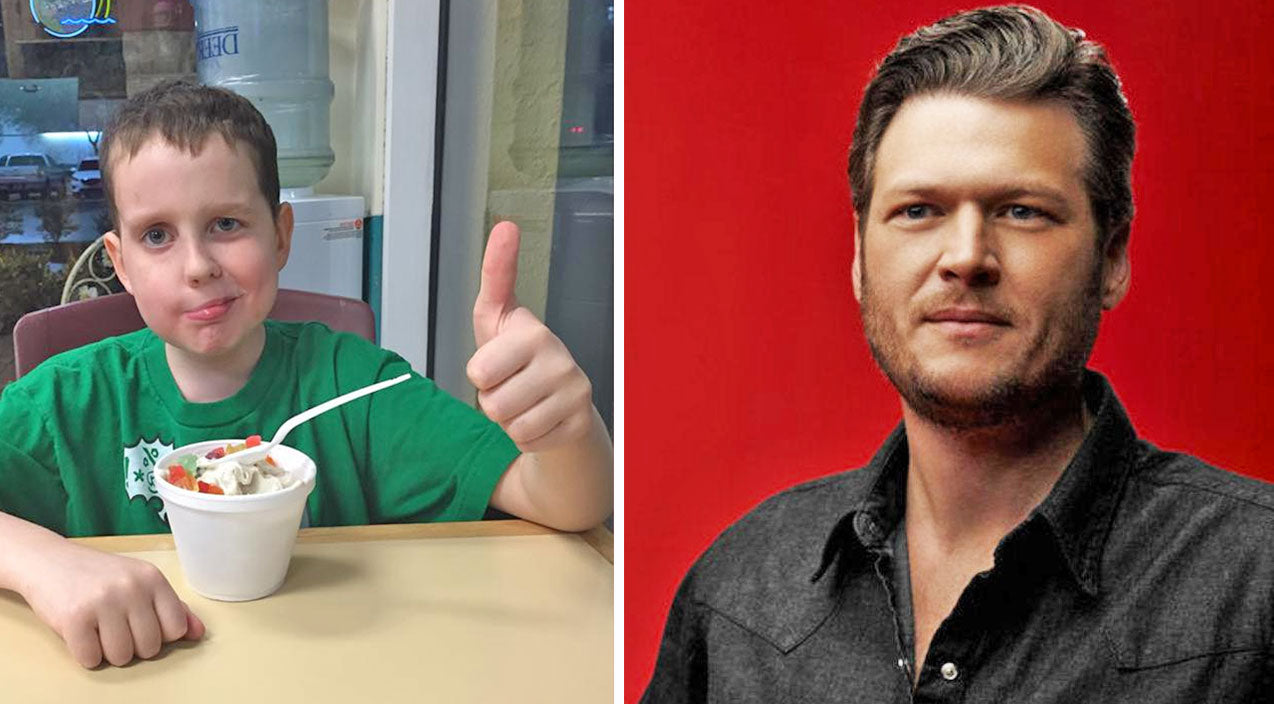Biggest Wish: 9-Year-Old With Brain Cancer Wants To Meet Blake Shelton | Country Music Videos