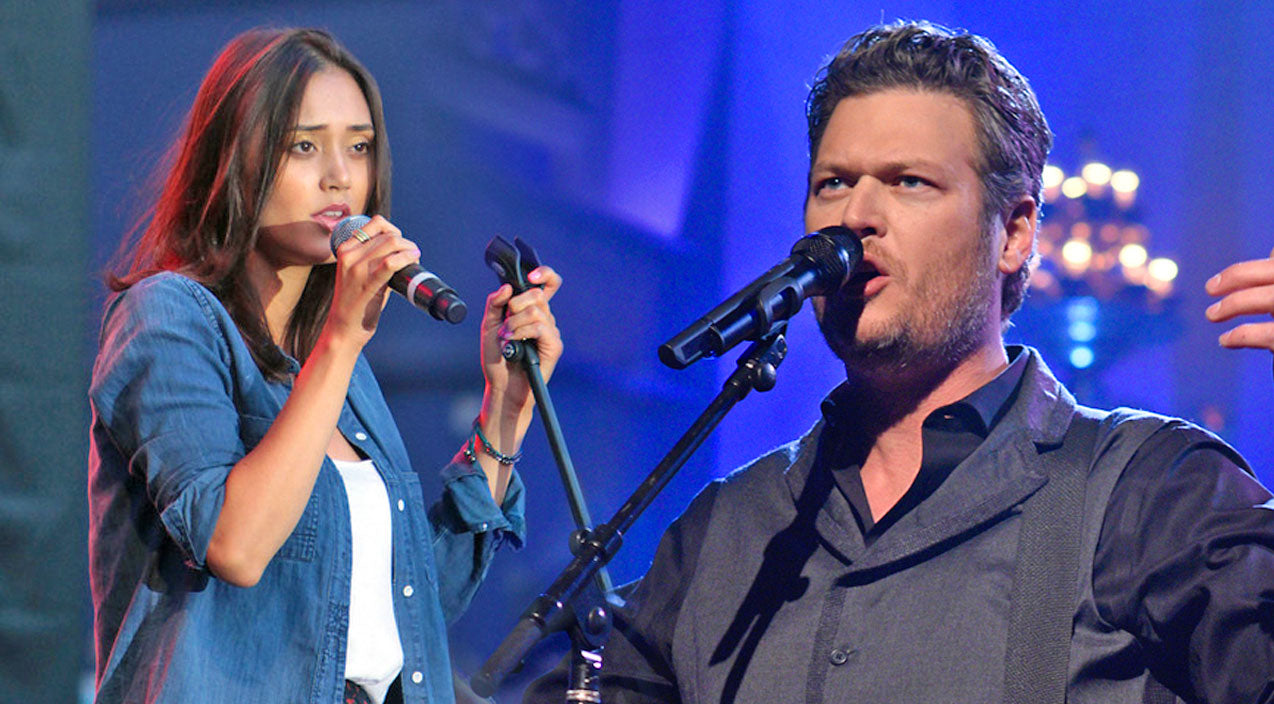 Dia frampton Songs | Dia Frampton and Blake Shelton Perform