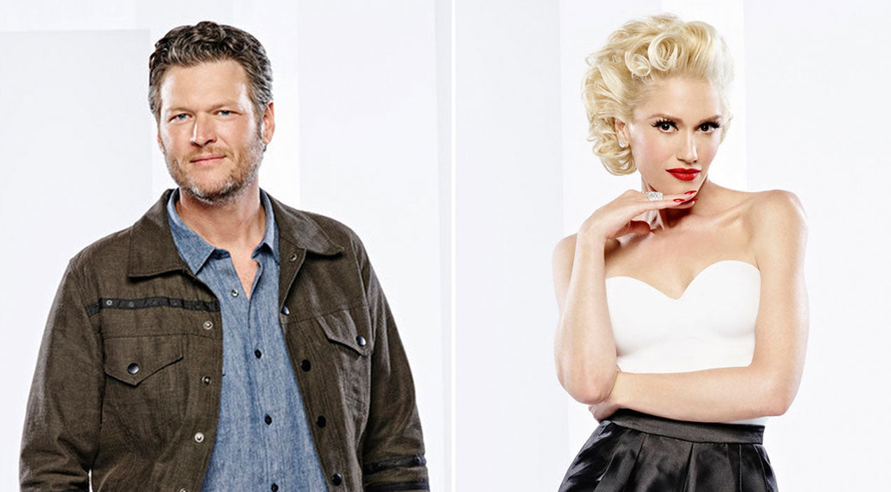 The voice Songs | Gwen Stefani Congratulates Blake Shelton In One SUPER Creative Way | Country Music Videos