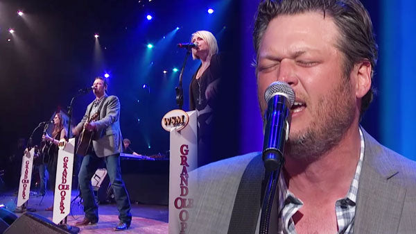 Blake shelton Songs | Blake Shelton - Honey Bee - LIVE At The Grand Ole Oprey | Country Music Videos