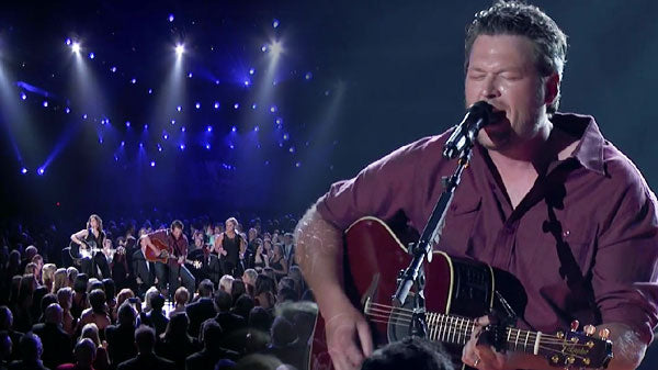 Blake Shelton - Sure Be Cool If You Did - LIVE 2013 CMA's (WATCH) | Country Music Videos
