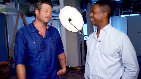 Blake shelton Songs | Blake Shelton on Supporting Troops, The Voice and Hunting with Miranda (Interview) | Country Music Videos