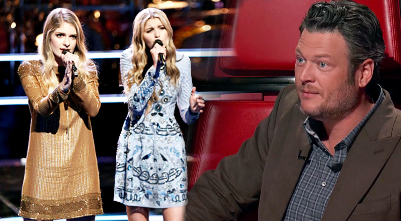 The voice Songs | Blake Tortured With Decision To Boot Talented Singer After 'Better Man' Performance | Country Music Videos