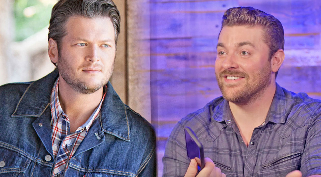 Classic country Songs | Chris Young Wishes He Had Written Blake Shelton's 'God Gave Me You' | Country Music Videos