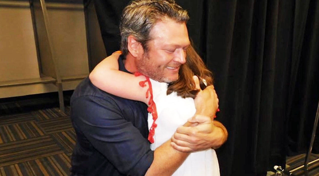 Modern country Songs | Blake Shelton Brings Special Child To Tears In Heartwarming Moment | Country Music Videos
