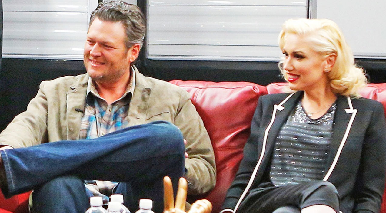 Gwen stefani Songs | Blake Shelton And Gwen Stefani Share Photo That Breaks The Internet | Country Music Videos