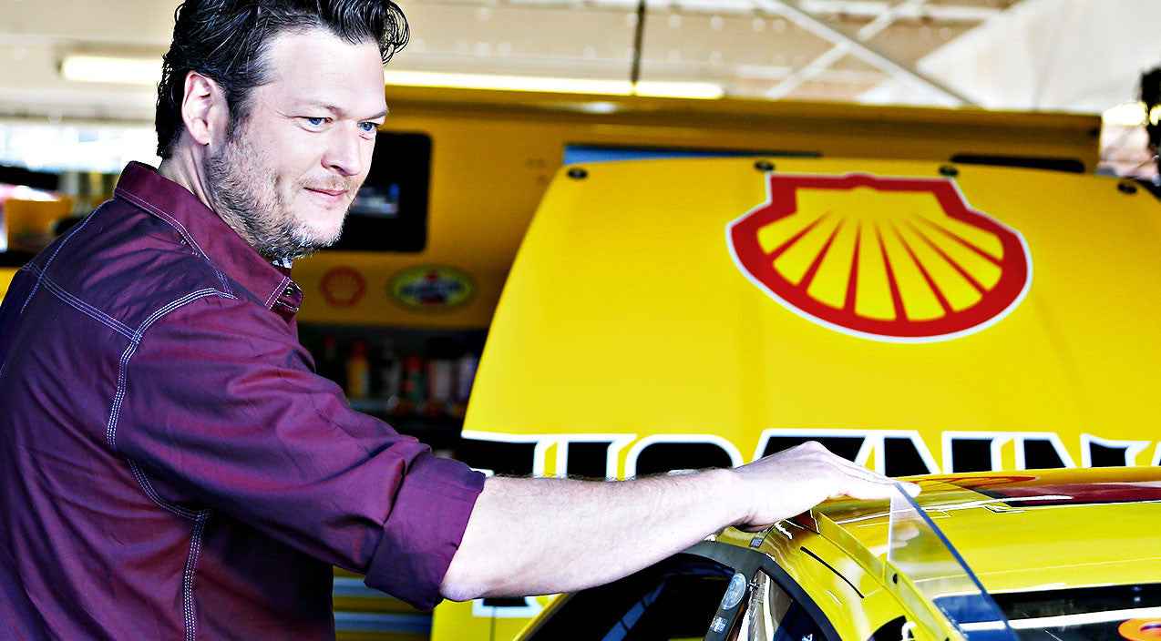 Nascar Songs | Blake Shelton Makes His Explosive Return To NASCAR | Country Music Videos