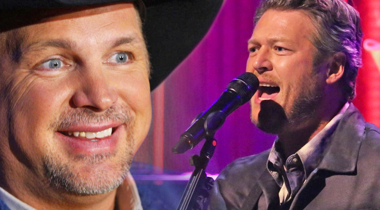 Garth brooks Songs | Blake Shelton Covers Garth Brooks' Classics! (WATCH) | Country Music Videos