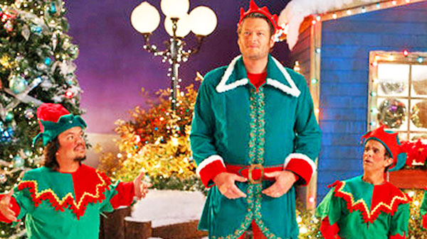 Blake shelton Songs | Blake Shelton in a 'Not So Family Christmas' (VIDEO) | Country Music Videos