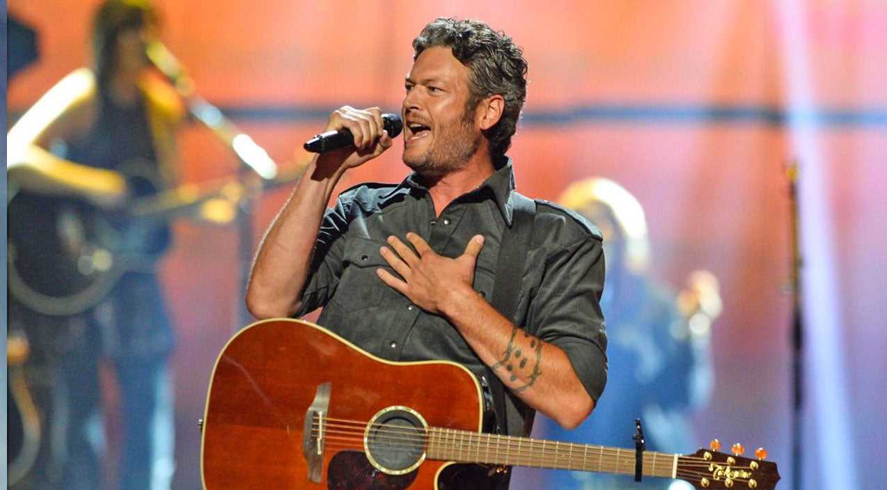 Blake shelton Songs | Blake Shelton's Hidden Athletic Talent May Surprise You | Country Music Videos