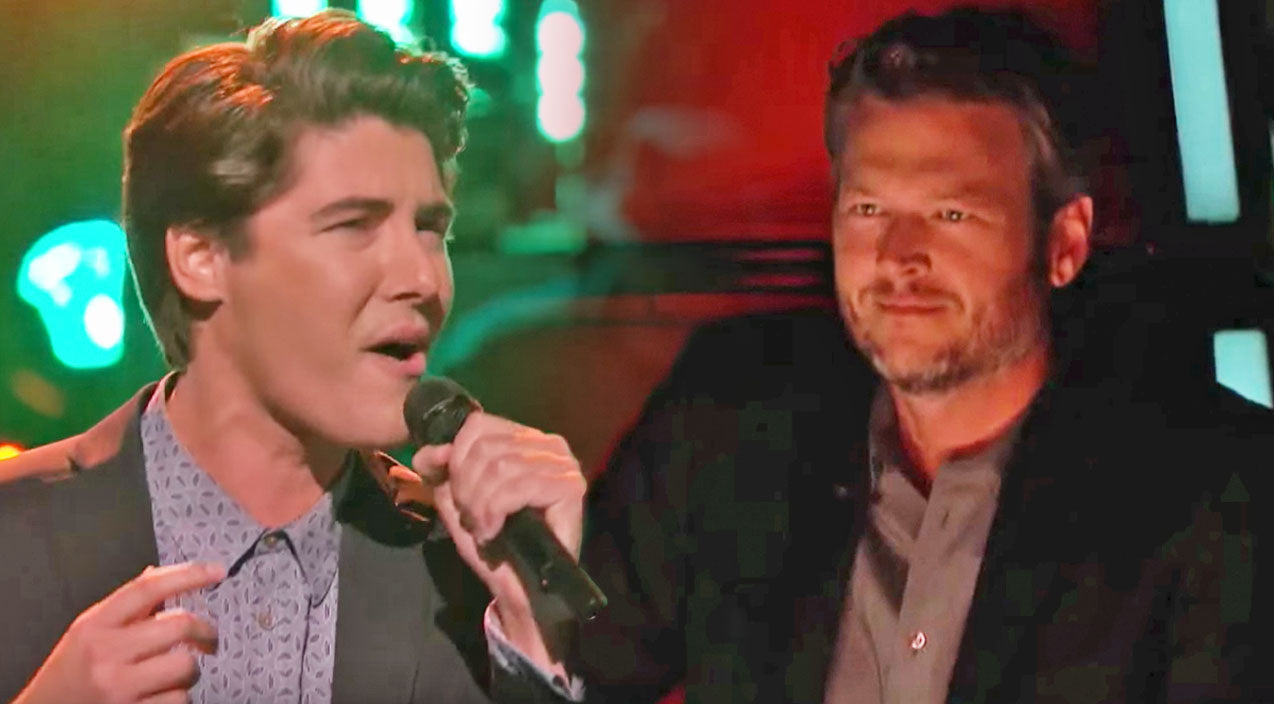 Blake shelton Songs | Blake Shelton Calls Voice Contestant's Cover Of His Song: 'Too Mellow For Battle Rounds' | Country Music Videos