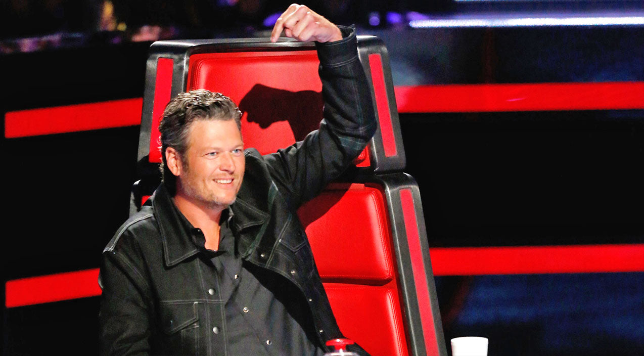 The voice Songs | Blake Shelton's Only Focus On 'The Voice':