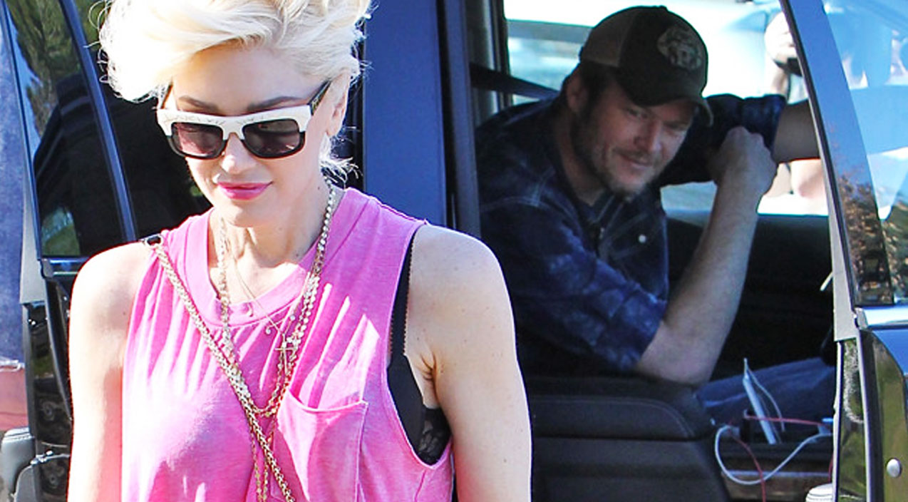 Gwen stefani Songs | Gwen Stefani Reveals Truth Behind 'Super Embarrassing Moment' With Blake Shelton | Country Music Videos