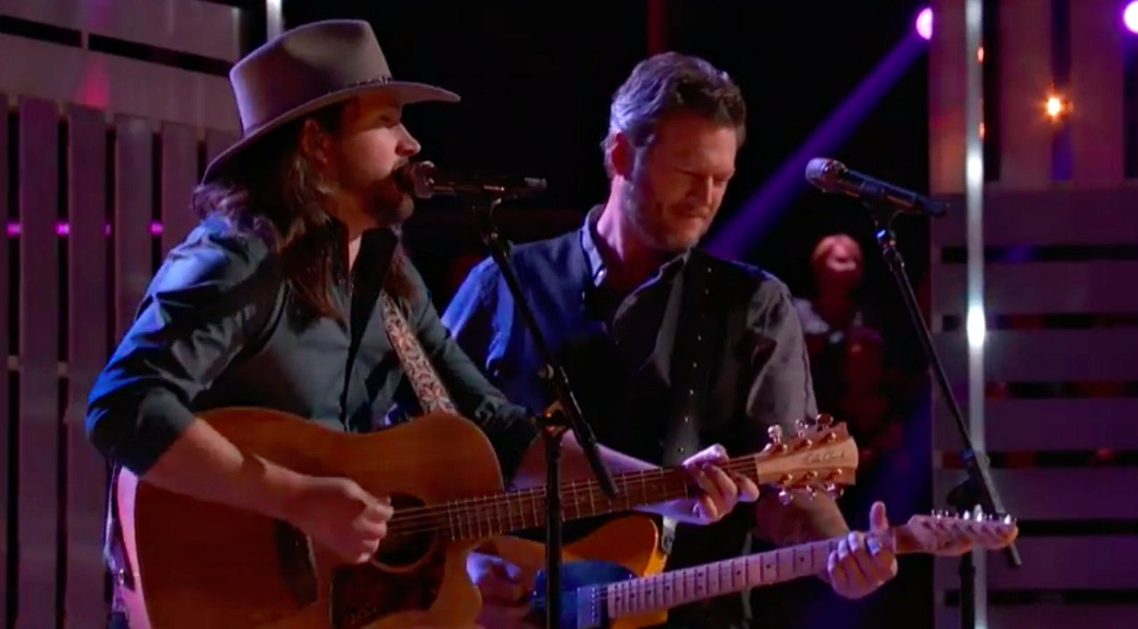 The voice Songs | Team Blake Brings Hank Jr. and Waylon Jennings Classic To 'Voice' Finale | Country Music Videos