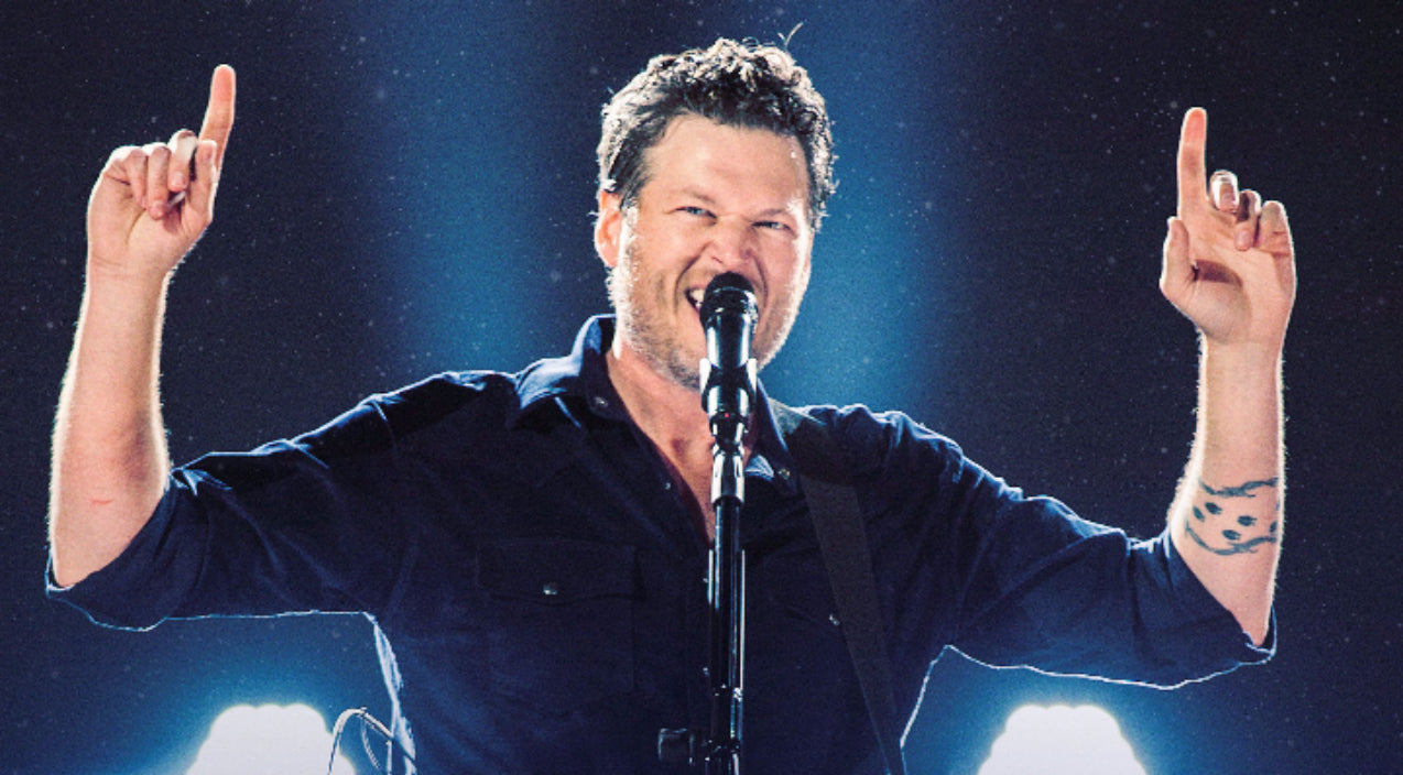 Blake shelton Songs | Blake Shelton Gives Away $600,000 Following Oklahoma Concerts | Country Music Videos