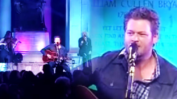 Blake shelton Songs | Blake Shelton - Doin' What She Likes (Live Concert to Support our Veterans) (VIDEO) | Country Music Videos