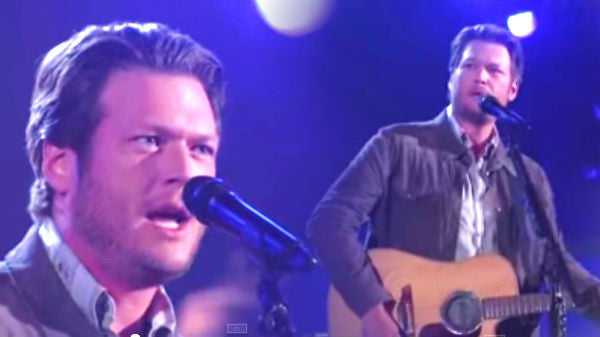 Blake shelton Songs | Blake Shelton - Famous In A Small Town | Country Music Videos