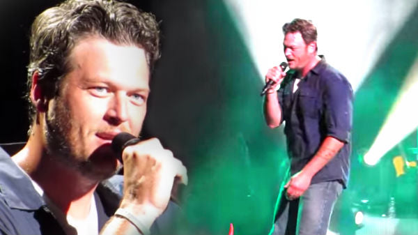 Blake shelton Songs | Blake Shelton - Forget You (Live) | Country Music Videos