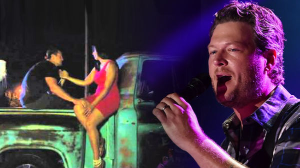 Blake shelton Songs | Blake Shelton - Just South Of Heaven | Country Music Videos
