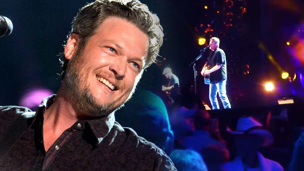 Blake shelton Songs | Blake Shelton - Mine Would Be You (Live CMA Fest 2013) | Country Music Videos