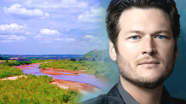 Blake shelton Songs | Blake Shelton - Red River Blue (WATCH) | Country Music Videos