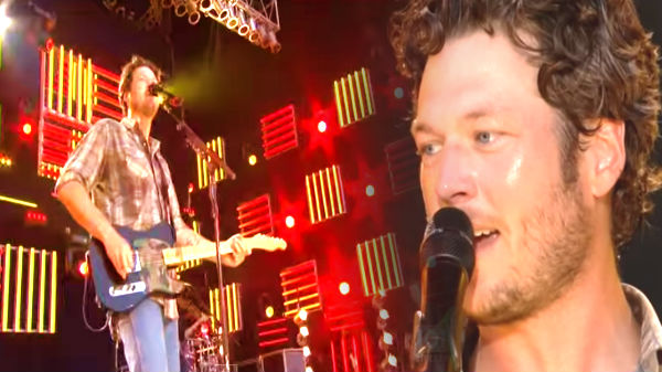 Blake shelton Songs | Blake Shelton - Redneck Girl (Live) (WATCH) | Country Music Videos