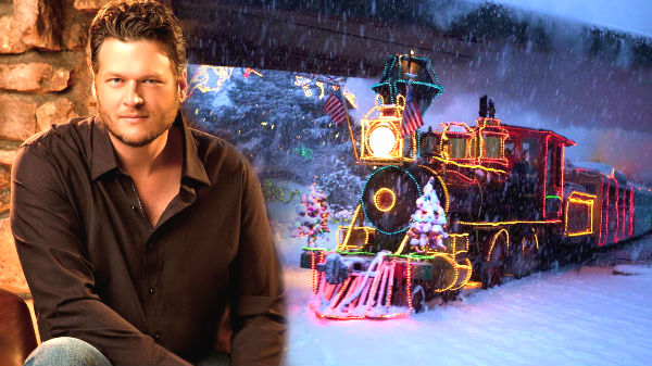 Blake shelton Songs | Blake Shelton - Santa's Got A Choo Choo Train (VIDEO) | Country Music Videos