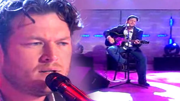 Blake shelton Songs | Blake Shelton - She Wouldn't Be Gone (Live on Today Show) | Country Music Videos