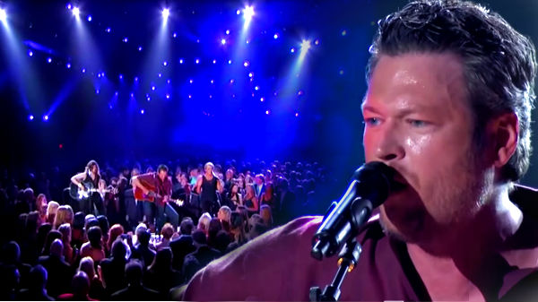 Blake shelton Songs | Blake Shelton - Sure Be Cool If You Did (Live ACM Awards 2013) (WATCH) | Country Music Videos