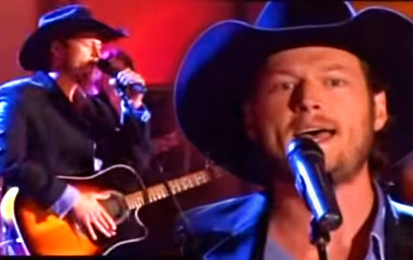Blake shelton Songs | Blake Shelton - The Gambler | Country Music Videos
