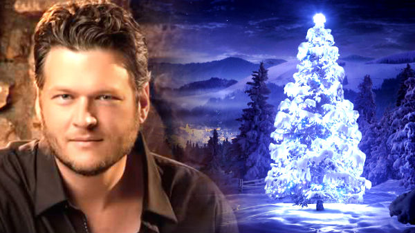 Blake shelton Songs | Blake Shelton - White Christmas (VIDEO) | Country Music Videos
