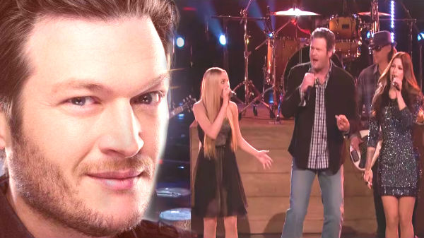 Blake shelton Songs | Blake Shelton, Danielle Bradbery and Cassadee Pope - Boys 'Round Here (WATCH) | Country Music Videos